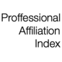 Professional Affiliation Index